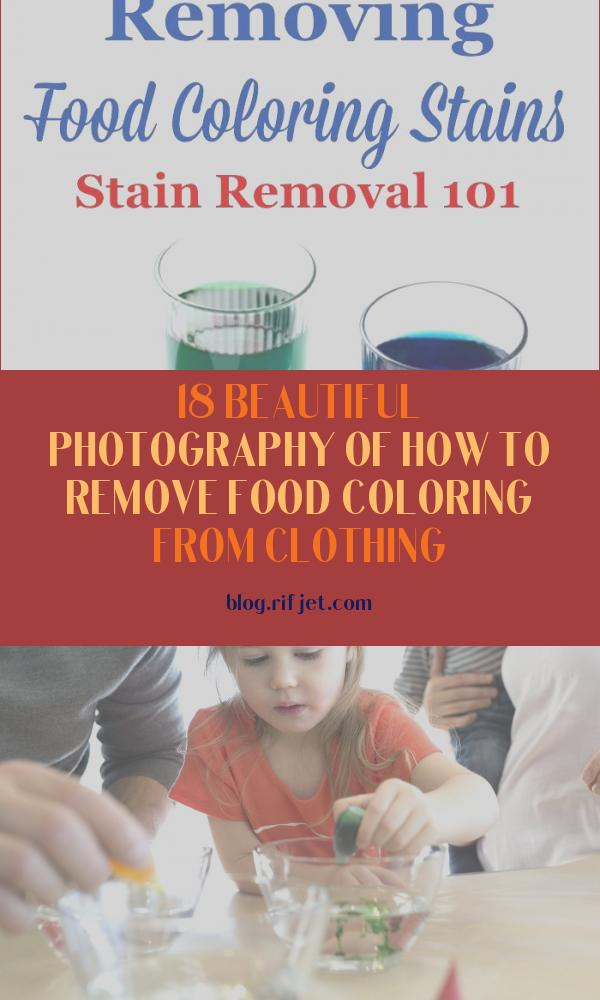 How to Remove Food Coloring From Clothing Best Of Photos 249 Best Stain Removal Guide Images On Pinterest