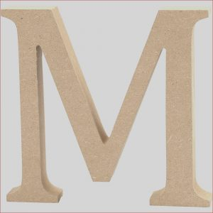 M&m Coloring Page Luxury Image Wooden Letter M £1 75 A Great Range Of