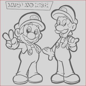 Mario Coloring Pages Elegant Image Mario Coloring Pages to Print