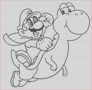 Mario Coloring Pages to Print Beautiful Gallery Printable Super Mario Coloring Pages