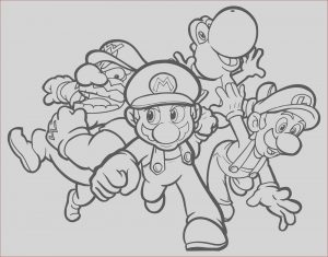 Mario Coloring Pages to Print Best Of Stock Mario Coloring Pages to Print
