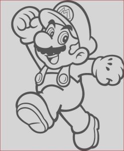 Mario Coloring Pages to Print Luxury Photos Ficial Mario Coloring Pages