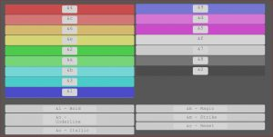 Minecraft Coloring Codes Inspirational Gallery Minecraft Color Codes