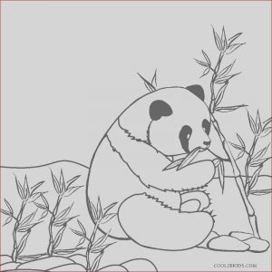 Panda Coloring Sheets Unique Gallery Free Printable Panda Coloring Pages for Kids