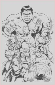 Printable Avengers Coloring Pages Elegant Collection Avengers Coloring Pages