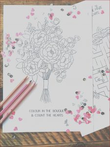 Printable Coloring Book for Kids Cool Collection Easy Printables to Keep Kids Busy at the Reception