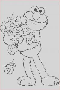 Printable Coloring Book for Kids Cool Gallery Free Printable Elmo Coloring Pages for Kids
