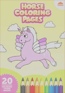 Printable Coloring Book Pdf Awesome Gallery File Horse Coloring Pages – Printable Coloring Book for