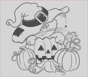 Printable Coloring Pages Halloween Luxury Collection Halloween Colorings