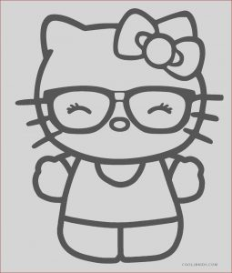 Printable Hello Kitty Coloring Pages Best Of Photography Nerd Drawing at Getdrawings