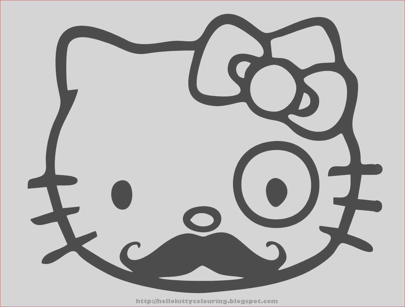the 3 cutest hello kitty colouring