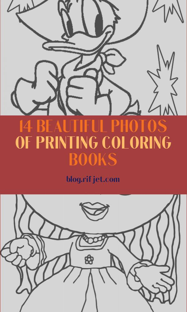 Printing Coloring Books Awesome Image Printable Donald Duck Coloring Pages for Kids