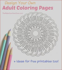 Publish Your Own Coloring Book Awesome Photography Make and Print Your Own Adult Coloring Pages
