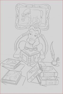 Publishing A Coloring Book Cool Gallery Princess Belle Reading Book Coloring Pages