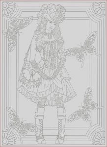Publishing Coloring Books Unique Gallery Steampunk Adult Coloring Artwork by Marty Noble Creative