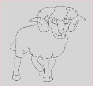 Ram Coloring Page Beautiful Images Ram Coloring Pages to and Print for Free