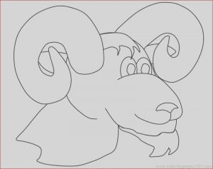 Ram Coloring Page Best Of Photos Ram Coloring Pages Kidsuki