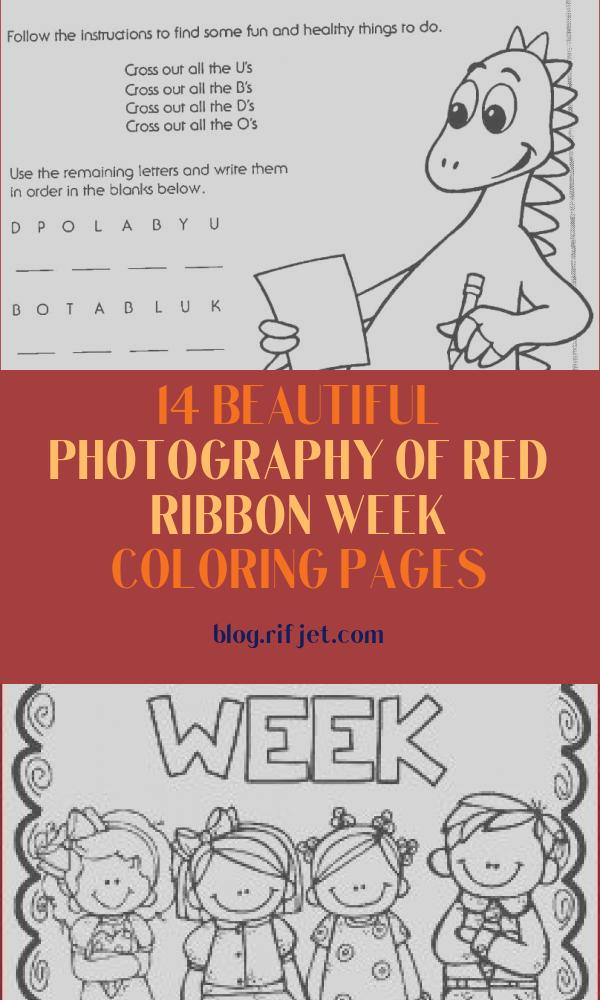 Red Ribbon Week Coloring Pages Inspirational Collection 20 Free Red Ribbon Week Coloring Pages to Print