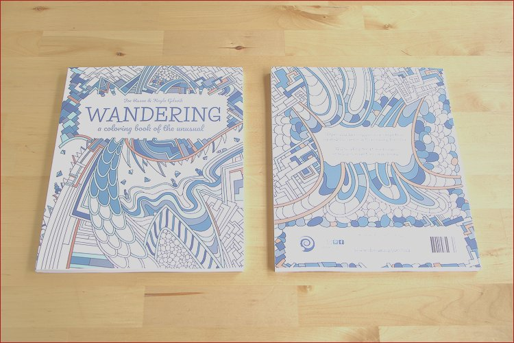how to self publish a coloring book