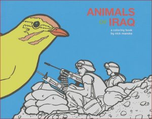 Self Publish Coloring Book Cool Photos Animals Of Iraq Coloring Book On Behance