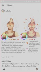 Skin Coloring Tutorial New Collection From Relseiy On Instagram