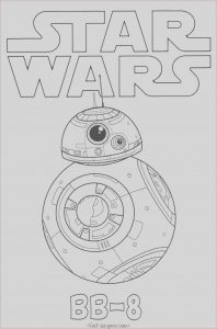 Star Wars Coloring Games Beautiful Gallery Star Wars the force Awakens Bb 8 Coloring Pages