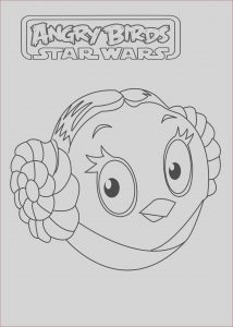 Star Wars Coloring Games Inspirational Gallery Angry Birds Star Wars Free to Color for Children Angry