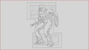 Star Wars Coloring Games Inspirational Images the Clone Wars Chewbacca Coloring Page