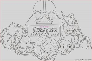 Star Wars Coloring Games Luxury Photos Angry Birds Star Wars Coloring Pages