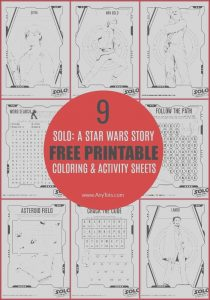 Star Wars Coloring Games Unique Image Star Wars solo Free Printable Activity Sheets