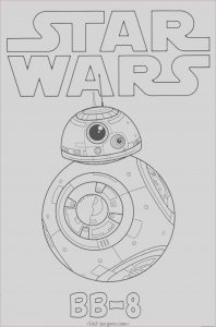 Star Wars Free Coloring Pages New Gallery Star Wars the force Awakens Bb 8 Coloring Pages Free