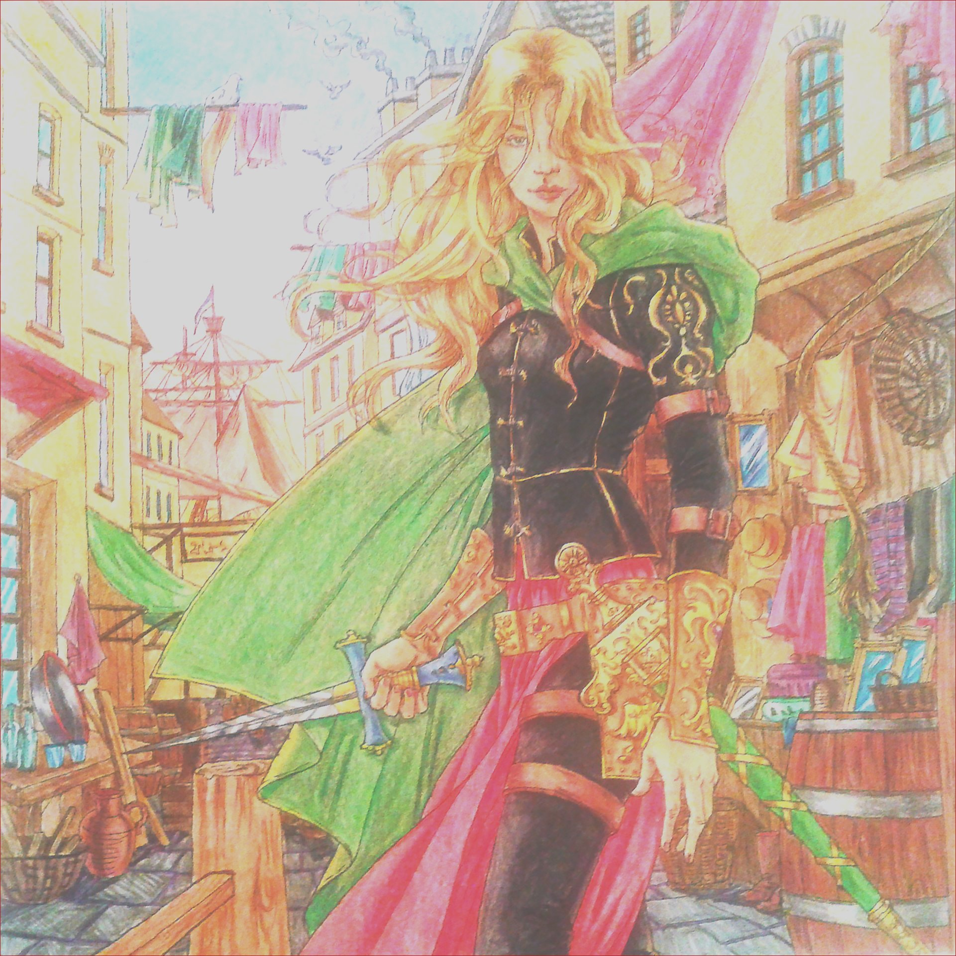 quick thoughts and updates the throne of glass colouring book