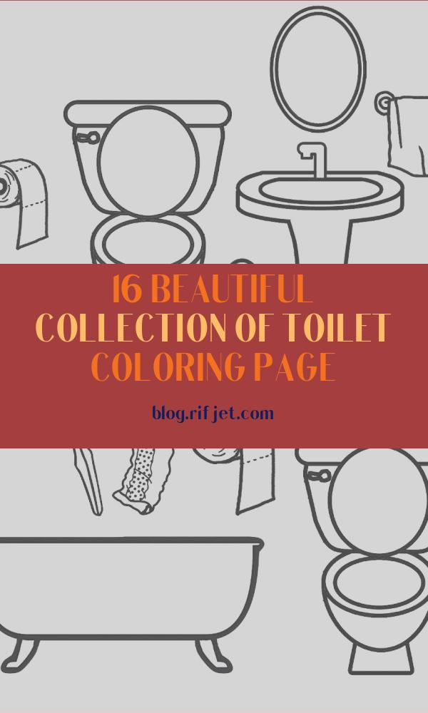 Toilet Coloring Page Beautiful Photos toilet Room