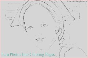 Turn Photos Into Coloring Pages Free Online Luxury Photography 6 Coloring Page Ideas with Free Printables