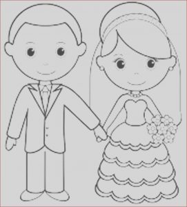 Wedding Coloring Pages Free Beautiful Collection Printable Wedding Coloring Pages at Getcolorings