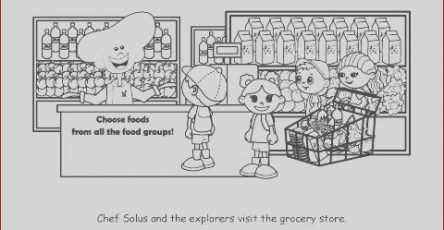Where to Find Food Coloring In Grocery Store Best Of Photos Chef solus Grocery Store Fun Coloring Sheet