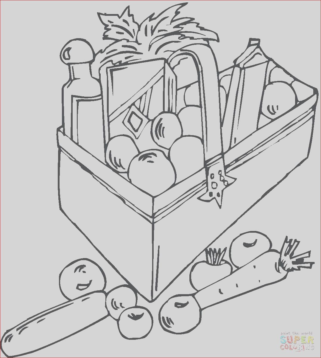 grocery store printable coloring pages sketch templates