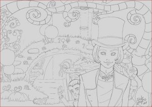 Willy Wonka Coloring Awesome Photos Willy Wonka Outlines by Zombiecherry13 On Deviantart