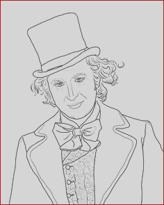 Willy Wonka Coloring Elegant Stock Mighty Delighty Willy Wonka Party Printables