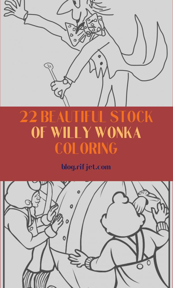 Willy Wonka Coloring New Photos Willy Wonka Coloring Page