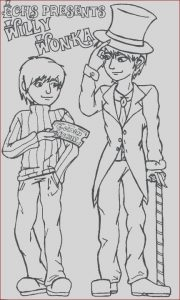 Willy Wonka Coloring Unique Gallery Charlie and the Chocolate Factory Coloring Pages at
