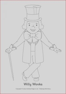 Willy Wonka Coloring Unique Photography Willy Wonka Colouring Page
