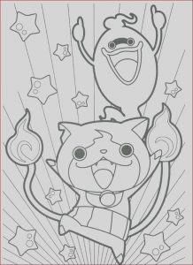 Yo Kai Watch Coloring Pages Luxury Photography Yo Kai Watch Coloring Pages Coloring Pages