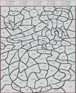 2nd Grade Coloring Pages Beautiful Images Math Coloring Pages 2nd Grade at Getcolorings
