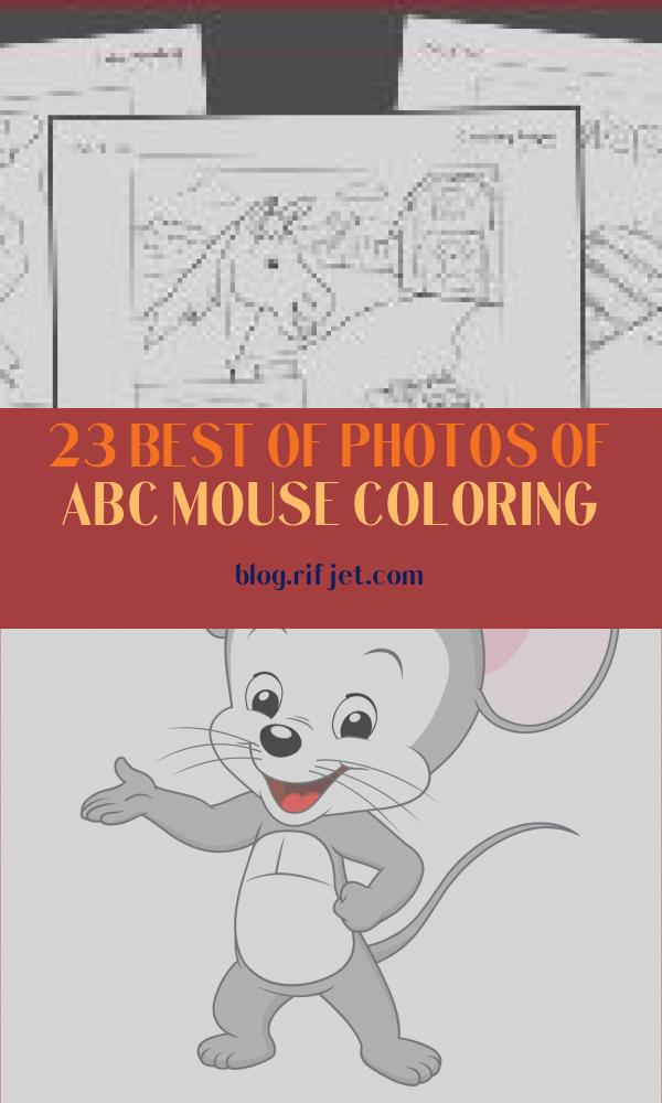Abc Mouse Coloring Beautiful Stock Abcmouse – Printables and Worksheets