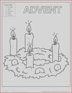 Advent Coloring Pages Catholic Beautiful Image Advent Candles Coloring Page