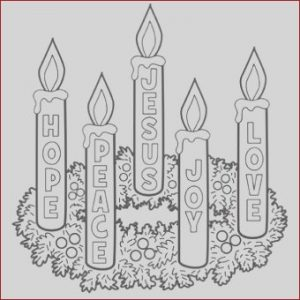 Advent Coloring Pages Catholic Beautiful Photos Advent Wreath Coloring Page Free Christmas Recipes