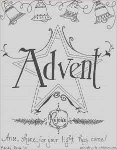Advent Coloring Pages Catholic Luxury Image 33 Most Beautiful Advent Wish