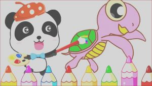 Baby Coloring Game Best Of Photography Baby Panda Coloring Learn Colors & Make A Colorful