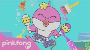 Baby Coloring Game Luxury Photos Pinkfong Baby Shark Coloring Book Game Play